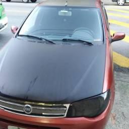Kit teto / capô e farol fumê Fiat palio 6x cartao