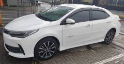 Corolla 2.0 XRS Automático Branco 2018 - Impecável