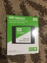 SSD NOVO 240gb