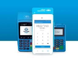 Maquininhas de cartão POINT mercado pago