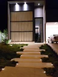 Casa 3 suítes no Portal do Sol Green 230 metros Goiania parque oeste marista bueno