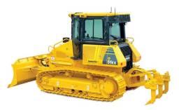 Trator Esteira Komatsu D 51EX + Ripper Peso Operacional 14.000kg 2020