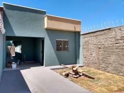 Casa de 2 Qts no setor Parque Solimões em Goianira-GO com a Documentação Grátis