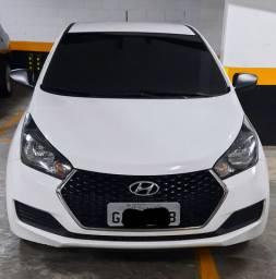 Hyundai Hb20 unique 2019