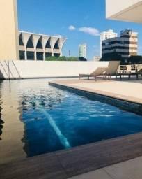 Alugo apartamento lindo no Villa Real andar alto barato 3 mil