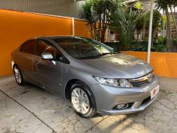 Honda Civic LXS Manual 2013 com 54.000 Km, impecável, trocamos maior ou menor valor!