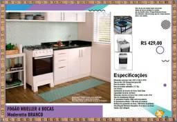Manual Ofertas - Fogão 4 Bocas - Manual
