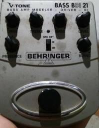 Pedal behringer BDI 21