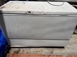 Frizer e uma Geladeira 2 em 1
