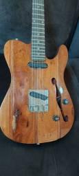 Telecaster feita por luthier