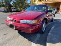 Ford Taurus Lx 3.0 V6 Automático 1996 Raridade