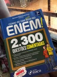 Livro de perguntas para o enem R$ 100,00