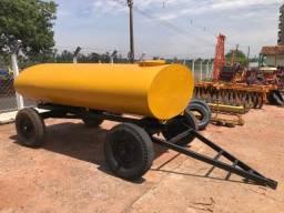 Carreta Tanque 3.000 Litros