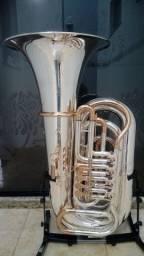 Tuba 5/4 Weril Weingrill Nirschl 4 Rotores - Wntu2 - Nova - Aceito trocas - Parcelo 12x