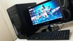 Computador completo jogos/ trabalho/ estudo