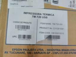 IMPRESSORA TÉRMICA PARA CUPOM FISCAL