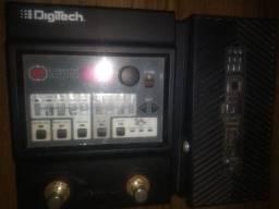 Pedaleira Digitech XP Element + Fonte