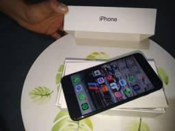 IPhone 7 plus preto V/T por mesmo nível