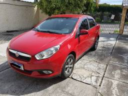 Vendo Carro Grand Siena 2014 Attractive 1.4 8v