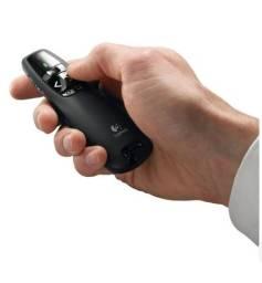 Apresentador Multimídia Logitech Slides Laser