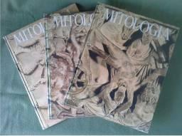 Raridade! Coleção Mitologia. Abril Cultural