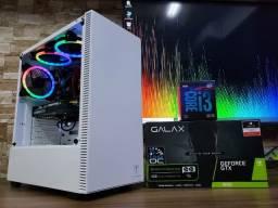 Promoção Pc Gamer Intel Core I3 9100F Gtx 1650 R$ 3999,90.