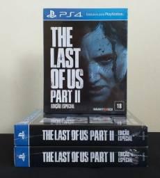 The Last of Us Part 2 - Edição Limitada Steelbook - PS4