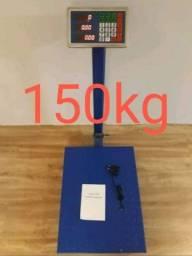 Balança comercial 150kg plataforma