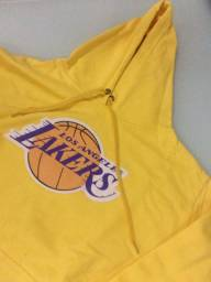 Moletom com capuz lakers