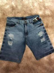 Short Jeans Masculino