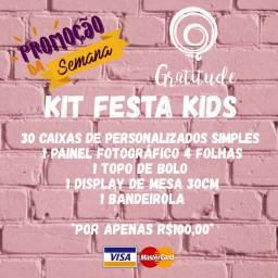 Personalizados Kit Festa
