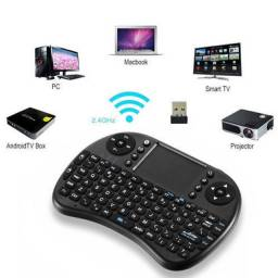 Mini teclado led wireless