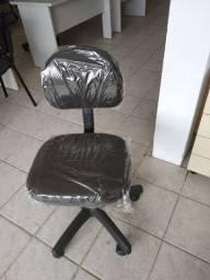 Cadeira Secretária sem braço.