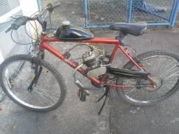Bicicleta Motorizada 80 cc com Motor Novo