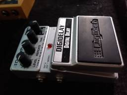 Pedal  Digidelay DigiTech