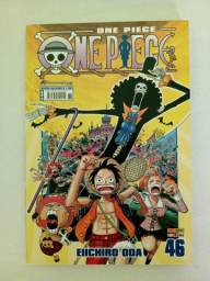 Mangá One Piece 46 Novo