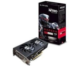 Placa de Vídeo Sapphire Radeon RX 460 Nitro OC 4GB