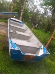 Barco Voadeira 5mts com motor Susuki 30hp