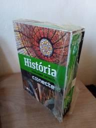 Livro Conecte História Volume Único