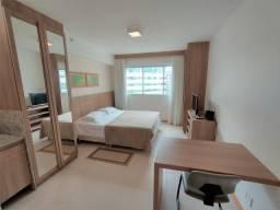 Saint Moritz flat mobiliado apart hotel temporada Asa Norte Brasília DF