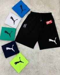 Short Dri-fit Puma , Nike