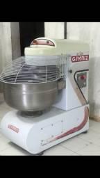 Masseira , forno turbo a gas 16, Empacotadeira automática
