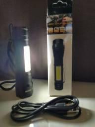 Lanterna recarregável 3X1