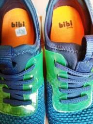 Tênis infantil Bibi 34