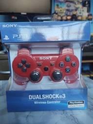 Título do anúncio: Controle Dualshock 3 (Wireless Controller) para PS3