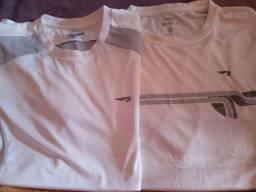 Duas camisas Rainha. P/M
