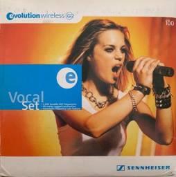 Microfone Sem Fio Sennheiser Ew100 G2