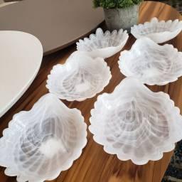 Conjunto de bowls turcos