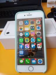 iPhone 8 64 GB branco como novo