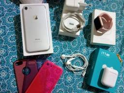 iPhone 7 troco ou vendo leia o anúncio